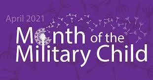 Military Child Awareness Month