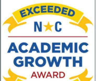 G.W. Carver Receives Academic Growth Award - 2 years in a Row! Featured Photo