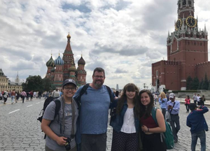 Fremont County students get an 'experience of a lifetime' with Russia trip