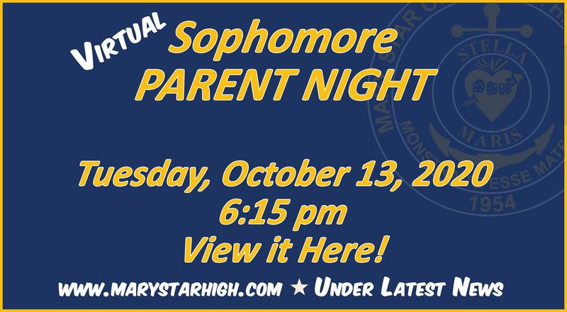 Sophomore Parent Night Featured Photo