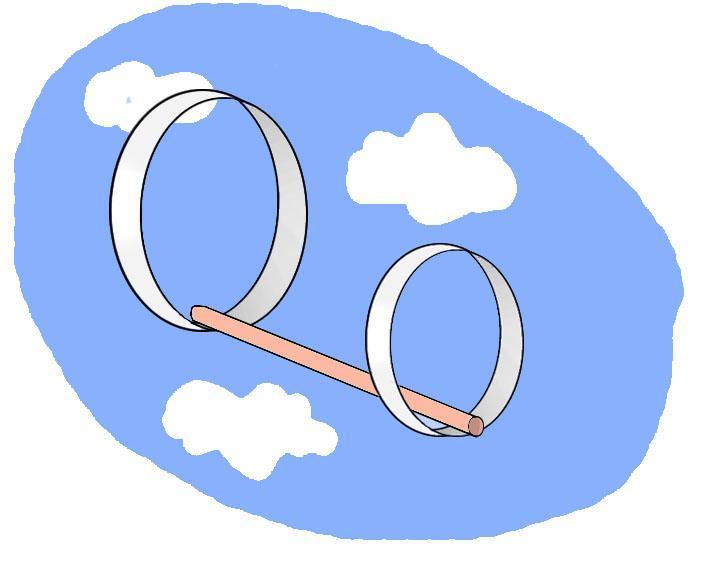 Hoop Glider