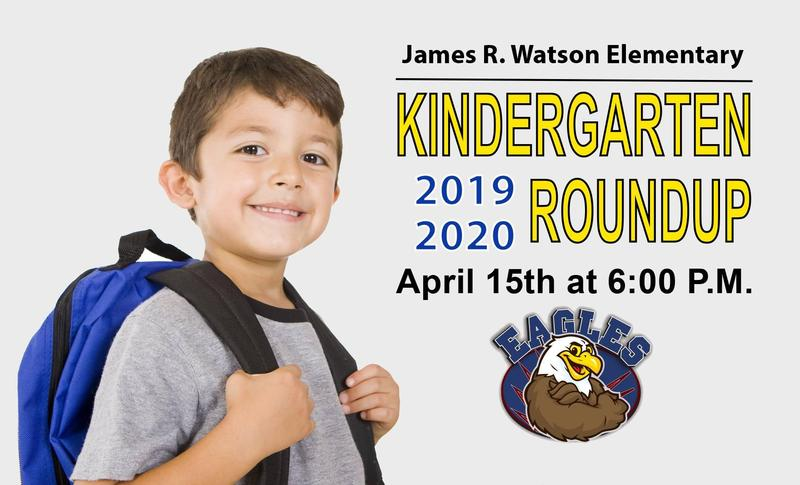 Kindergarten Roundup
