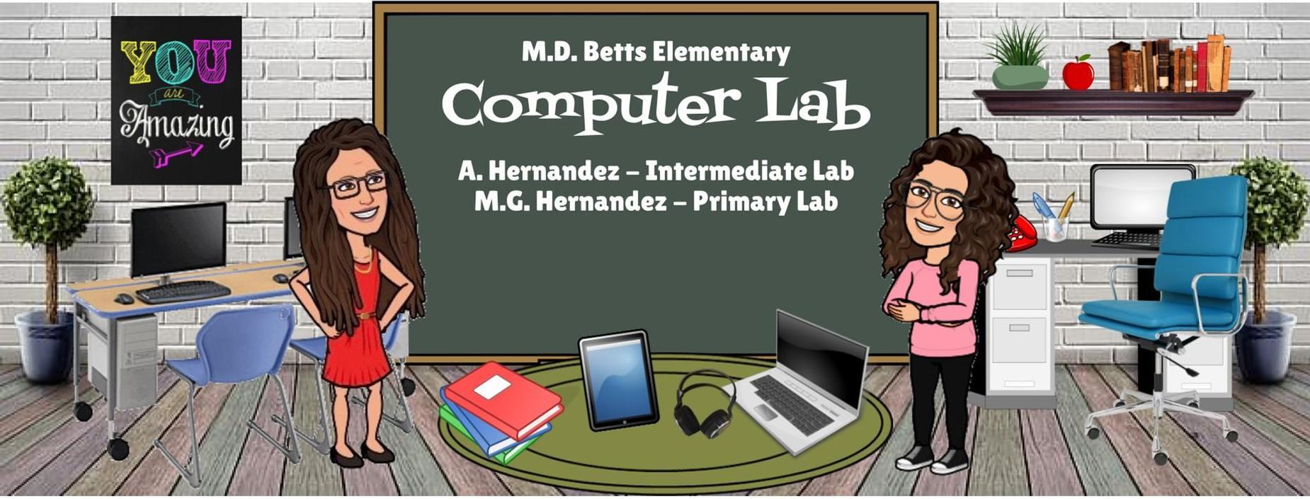 Image of Computer Lab staff