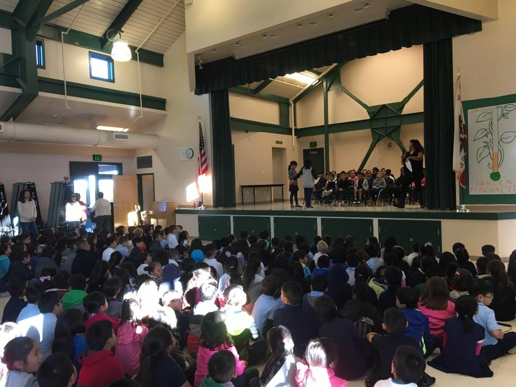Ramblewood Successful Student Assembly