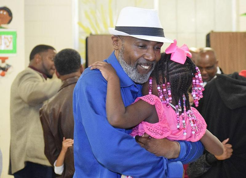 Making memories: Dads, granddads, and daughters gather for annual dance Thumbnail Image