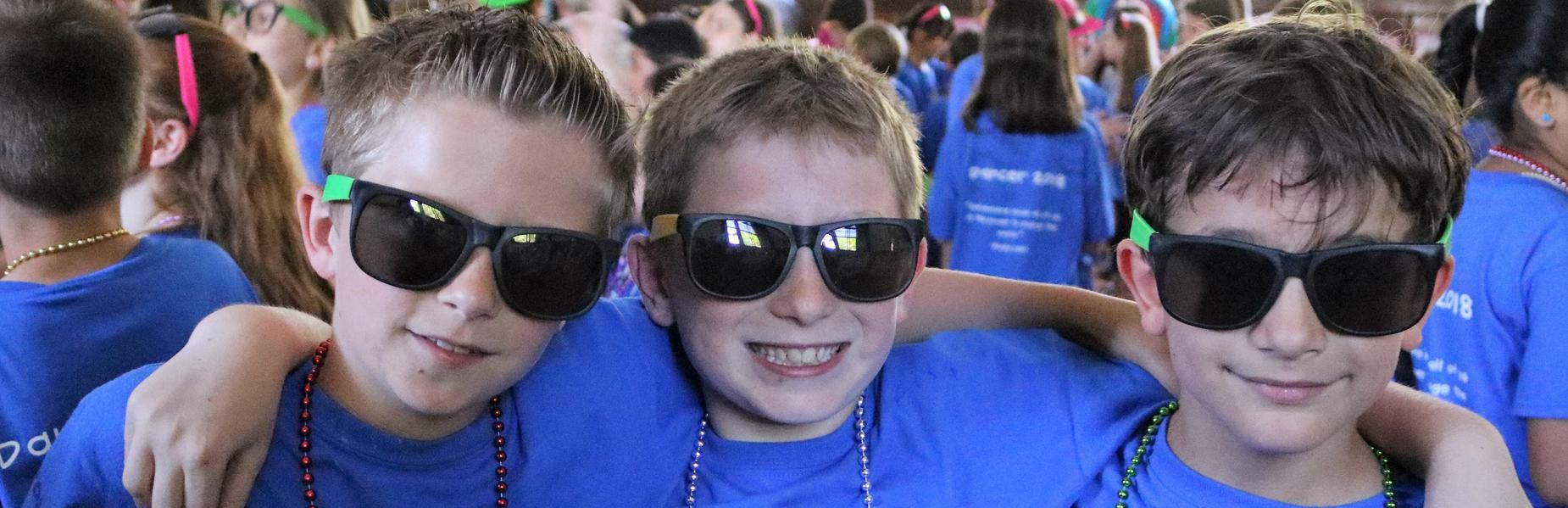 At McKinley Elementary School, students in grades 1 through 5 danced for 2 ½ hours on May 23 in support of leukemia/pediatric cancer research, raising a record $14,109.46 at the 7th Annual McKinley-THON.