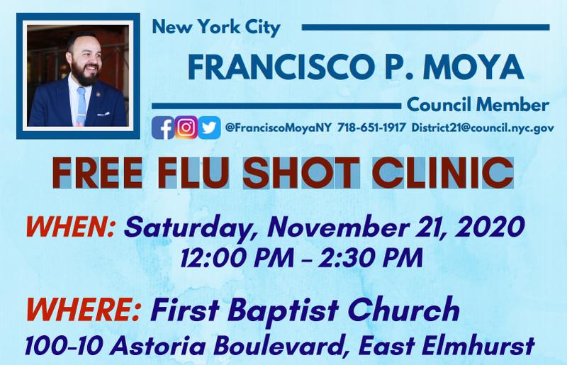 FREE FLU SHOT CLINIC! Featured Photo