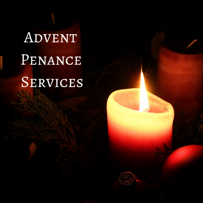 Advent Penance Services Featured Photo