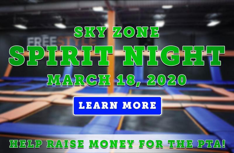 Glenview PTA Spirit Night at Sky Zone on March 18 at 3:00 PM