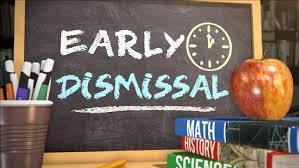 Early Dismissal 9-20-19