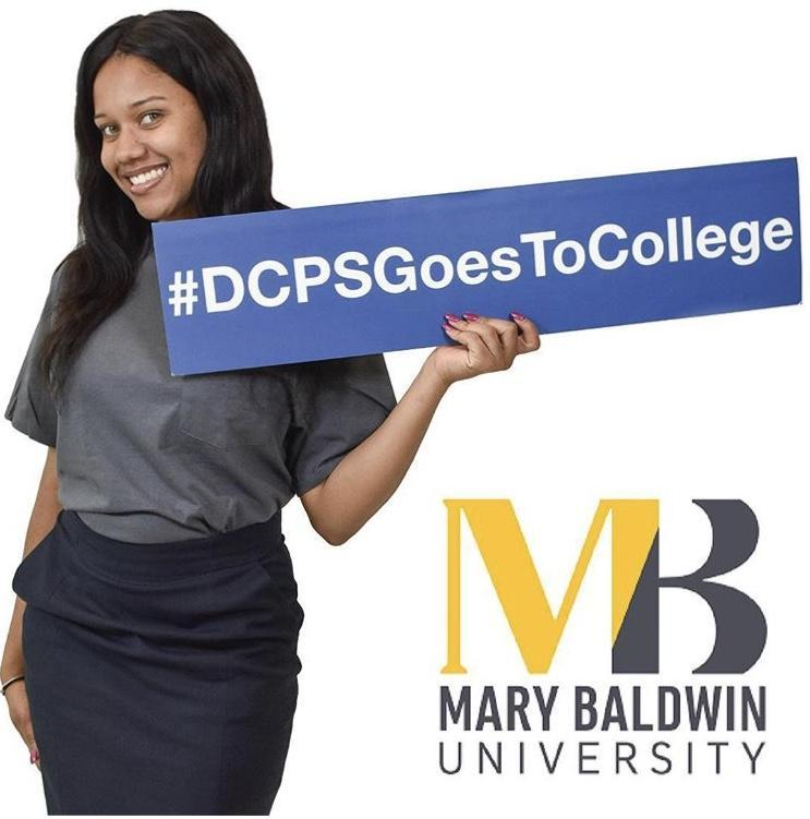 DCPS Goes to College Featured Photo