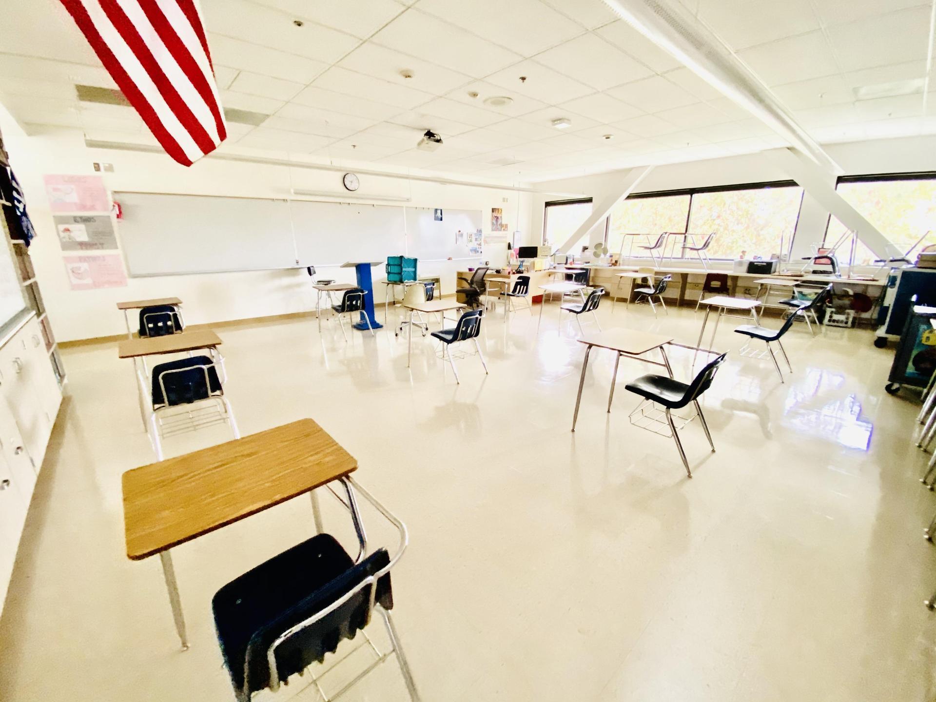 SMHS Classroom