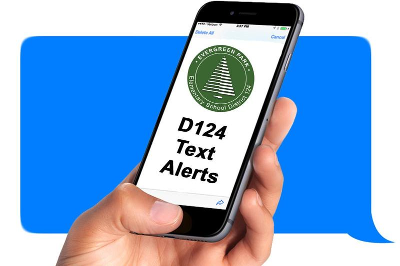 D124 adds texting to keep families informed Thumbnail Image