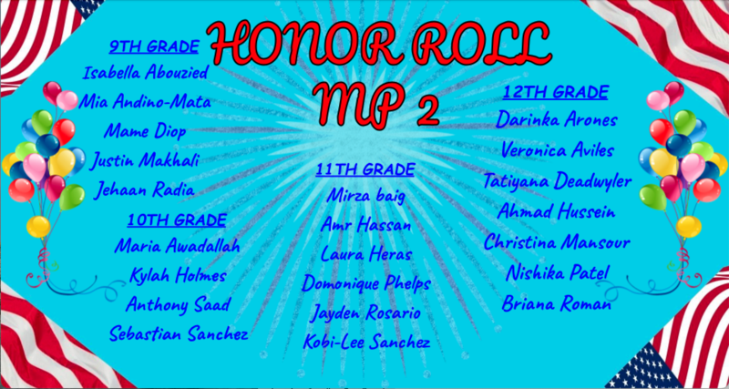 MP2 Honor Roll Featured Photo