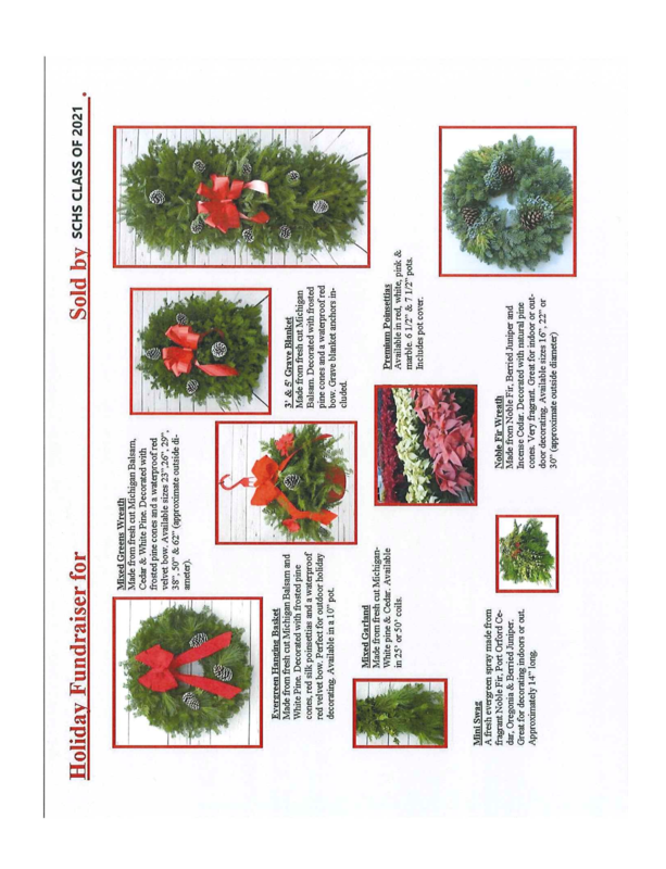 Class of 2021 Wreath Fundraiser Featured Photo