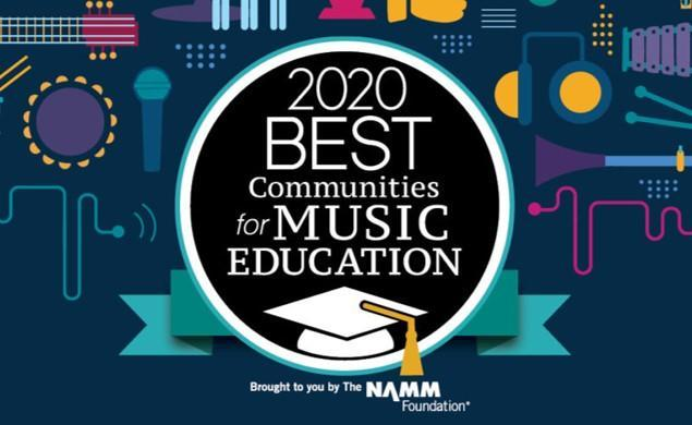 NAMM Foundation Recognizes West as a