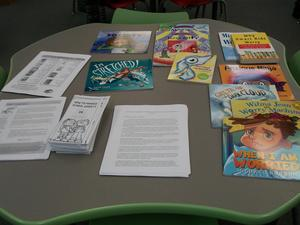 Books and resources available to