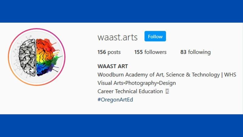 WAAST Art Instagram