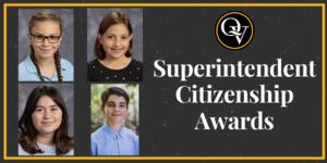 Superintendent Citizenship Awards