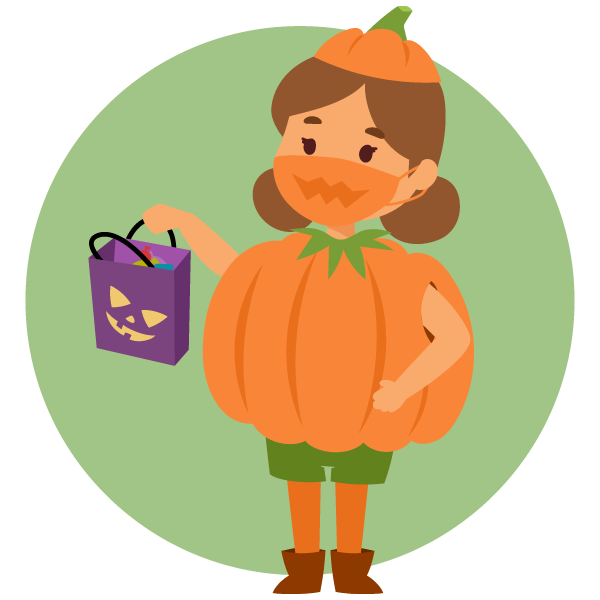 CDC Halloween Safety Tips for COVID-19 Thumbnail Image