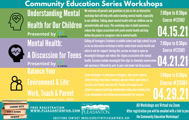 Community Education Workshop Featured Photo