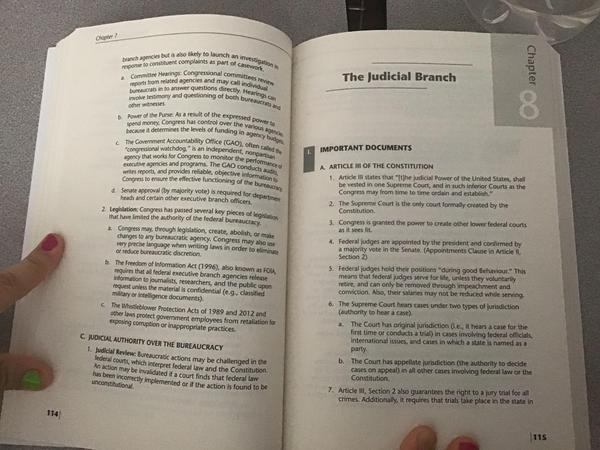 Bureaucracy CC Page 114 and Judicial Branch CC Page 115.jpg