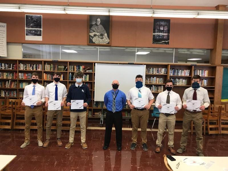 PFN All-Academic Team Featured Photo