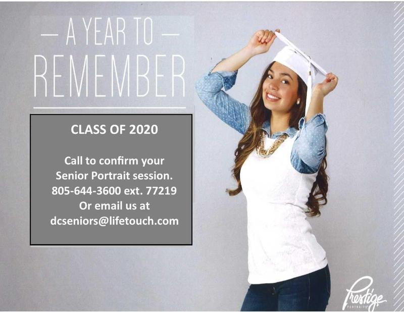 Lifetouch Prestige Portraits - SENIOR PORTRAIT INFORMATION Featured Photo