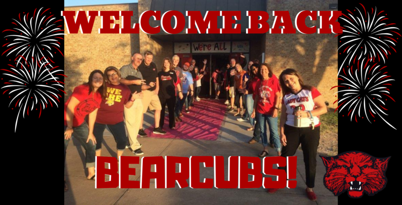 Welcome Back Bearcubs!