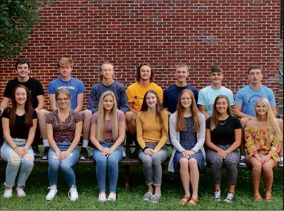 2019 Homecoming Court