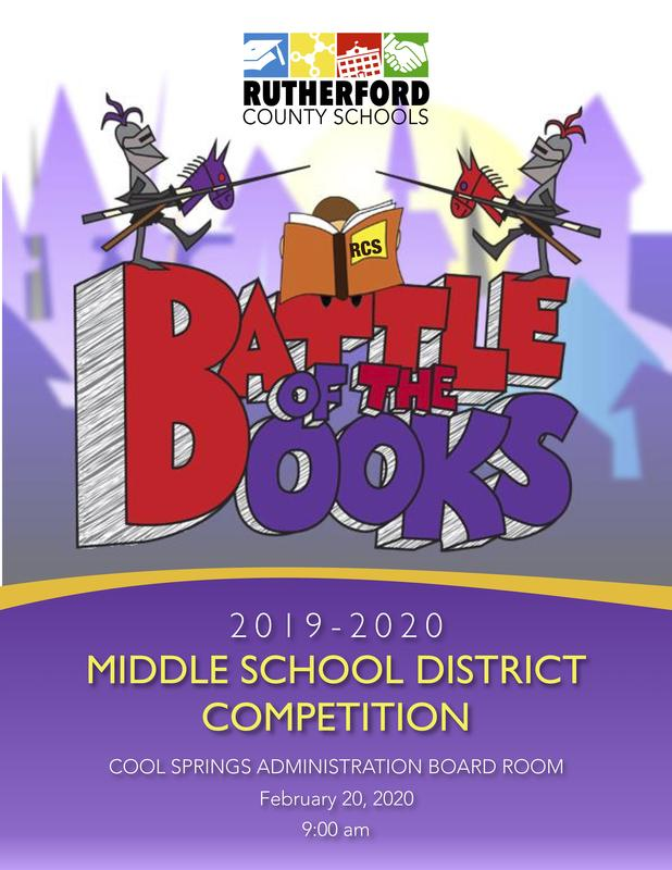 Middle School Battle of the Books