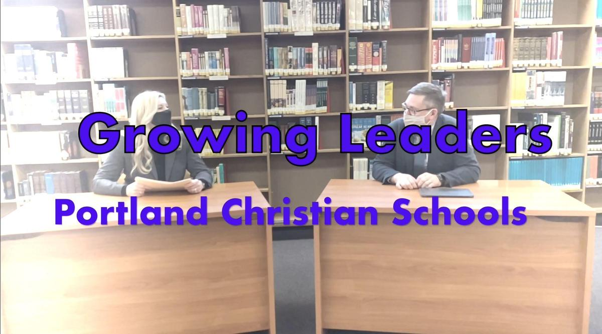 Photo capture of the video title Growing Leaders