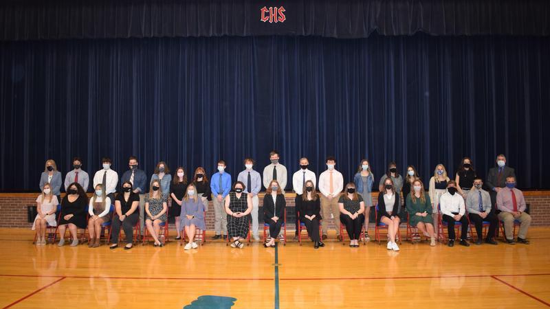 20-21 National Honor Society