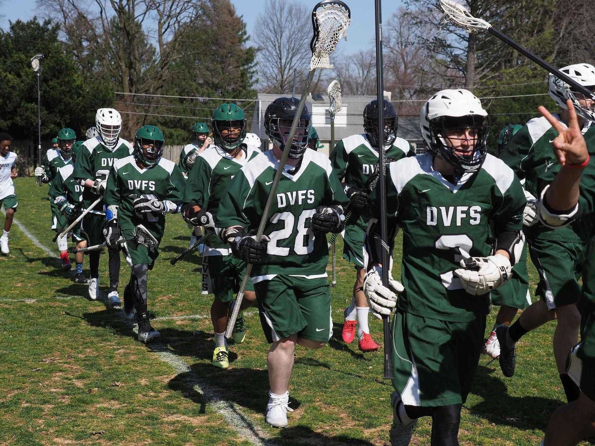 Boys Varsity Lacrosse