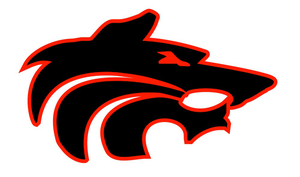 wolf logo png image