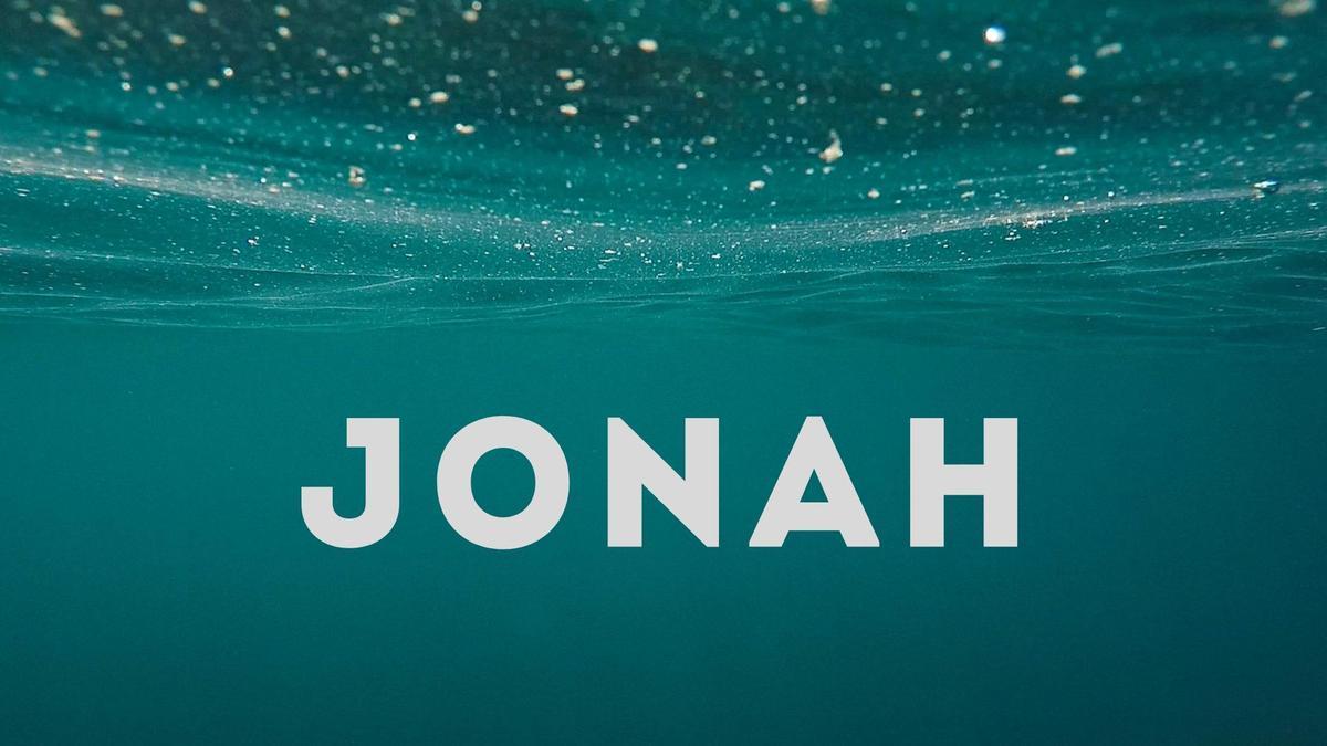 Jonah Messages