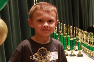 Chess Champ Jackson Storm