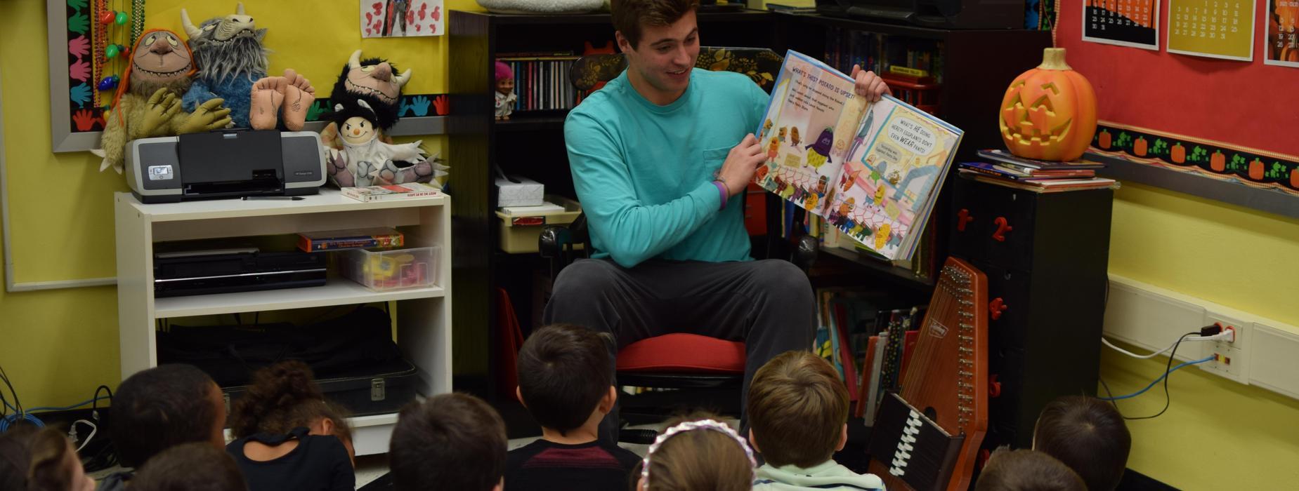 Speech class reader