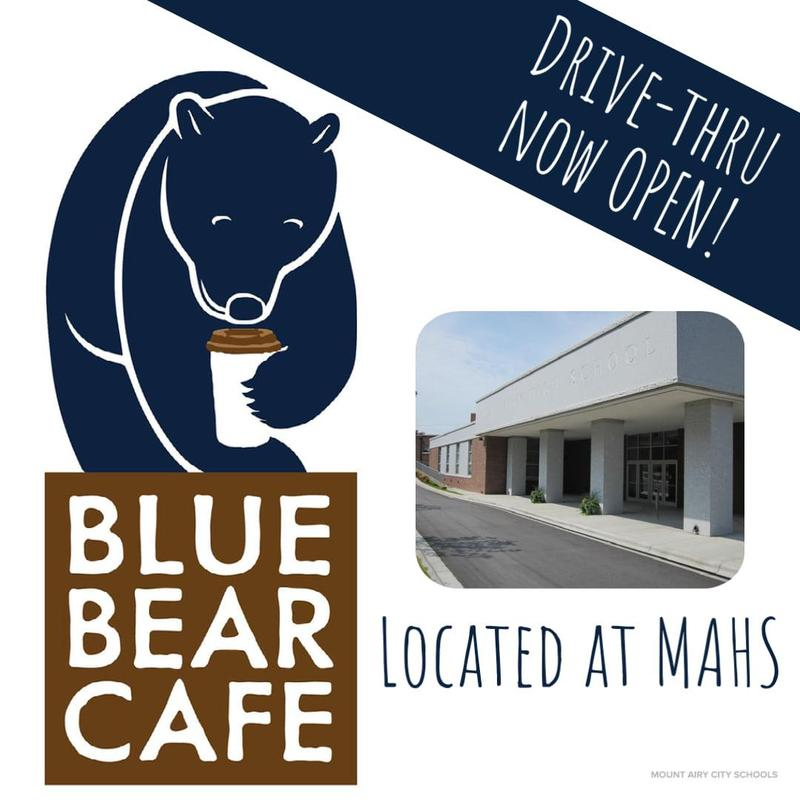 Blue Bear Cafe