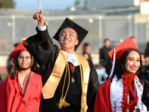 More than 390 graduates celebrated their achievements during a graduation ceremony on June 6 in front of thousands of families, educators and community leaders.