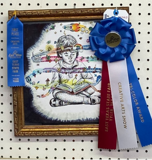 East Texas State Fair Art Contest Results Featured Photo