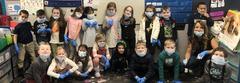 Warren kinders learn about the dentist