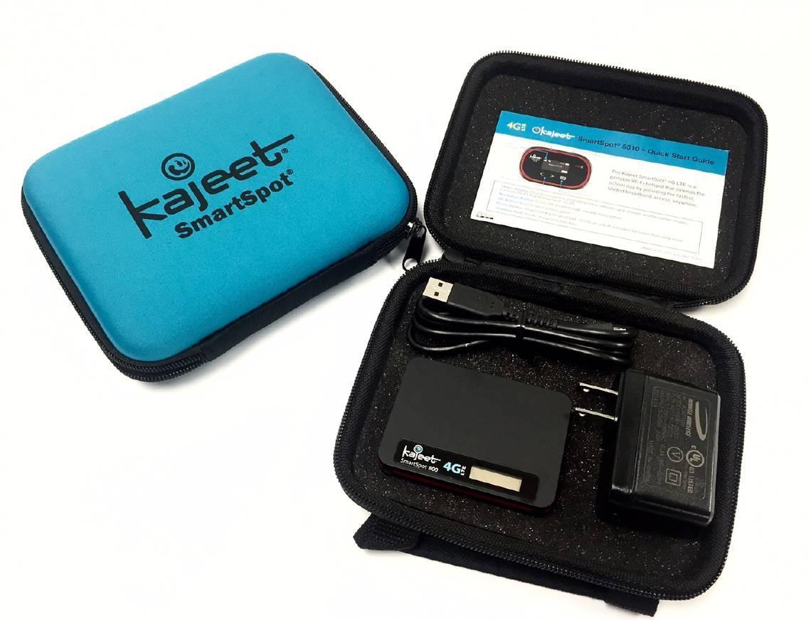 Kajeet Wireless Hotspot