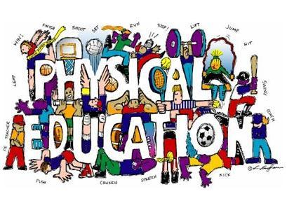 Physical Education Information Featured Photo