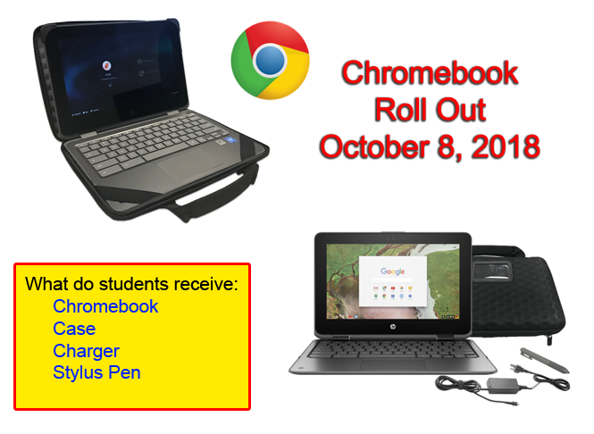 Chromebook Roll Out Featured Photo