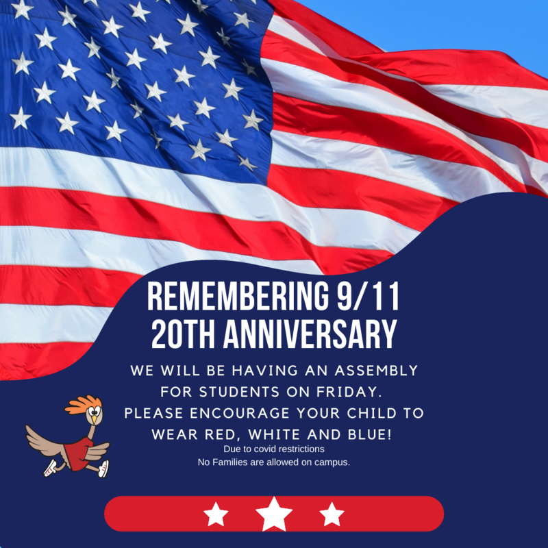 Remembering 9/11 20th Anniversary Featured Photo
