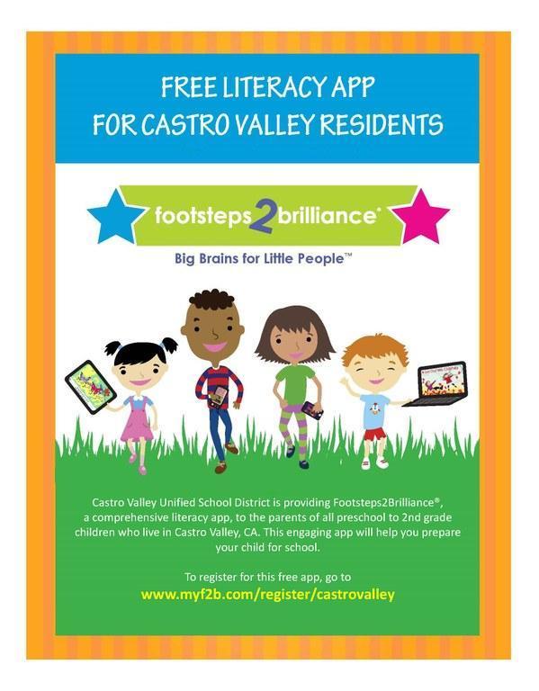 Footsteps2Brilliance Flyer