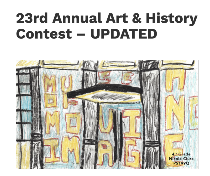 art history contest image