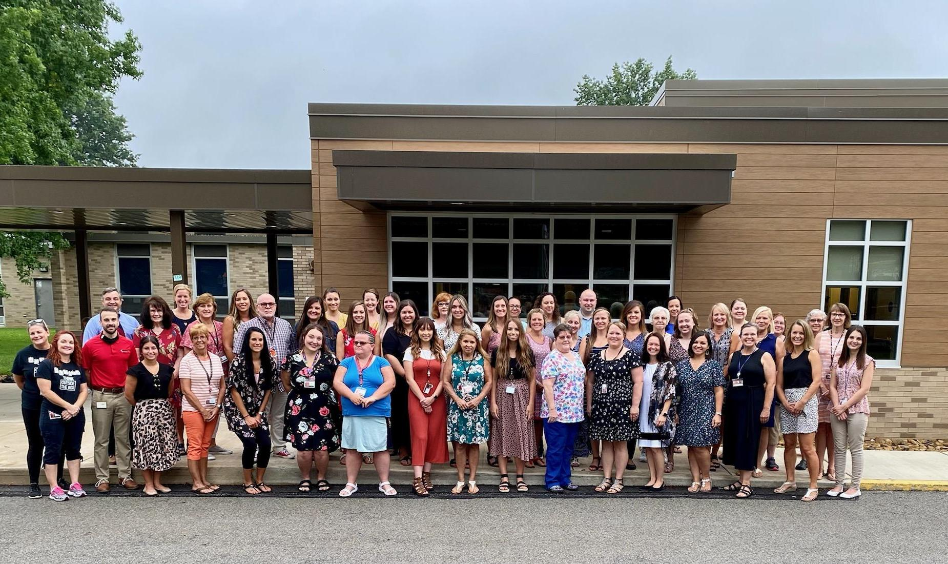 2021-2022 East Pike Faculty and Staff