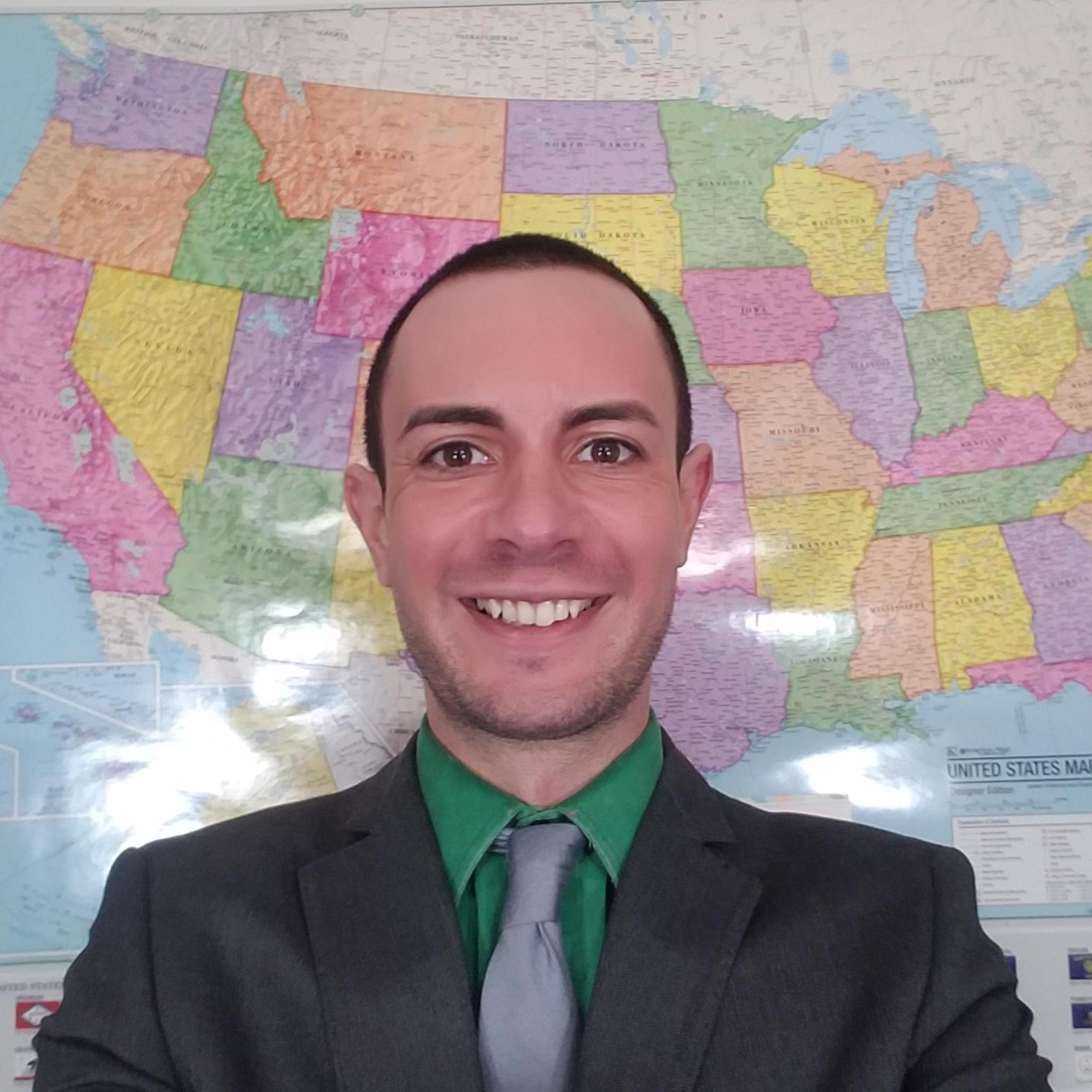 David-James Nutter's Profile Photo